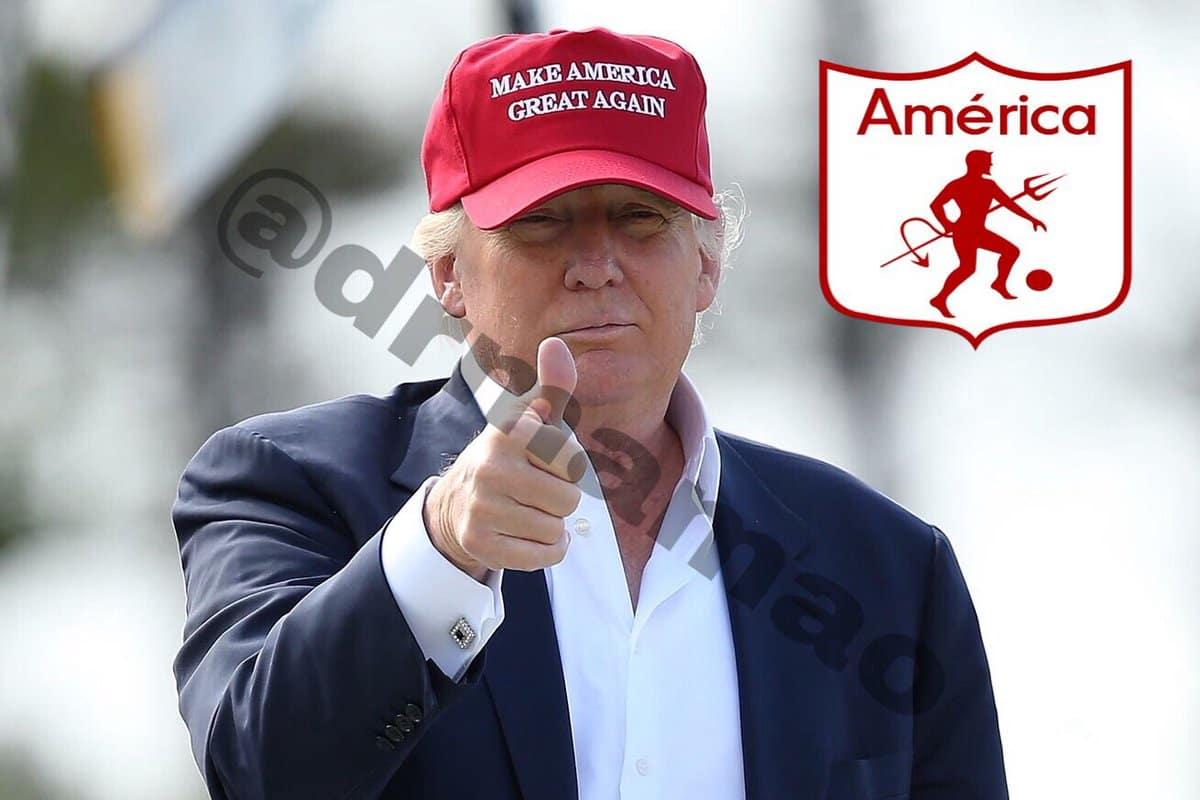 Hacer al América grande de nuevo