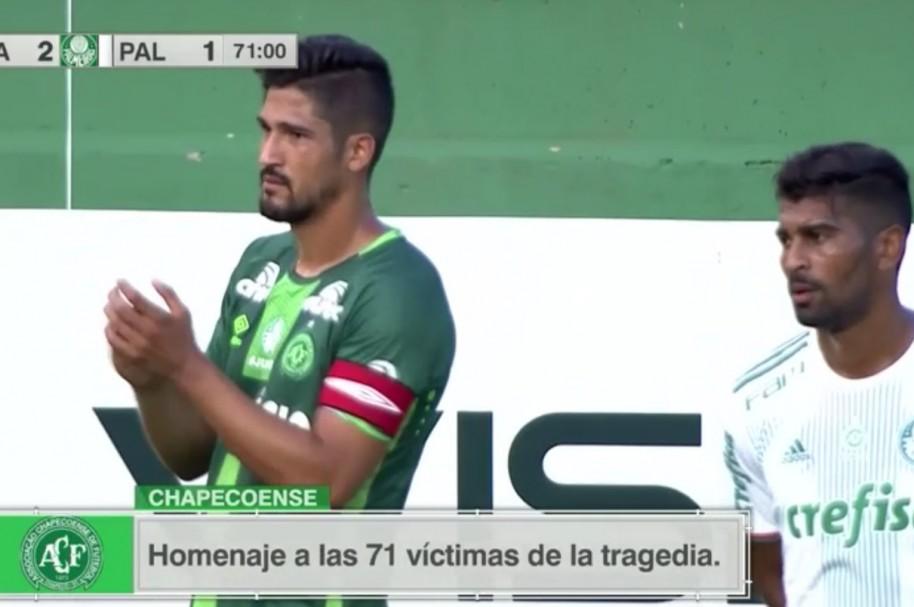 Chapecoense vs. Palmeiras