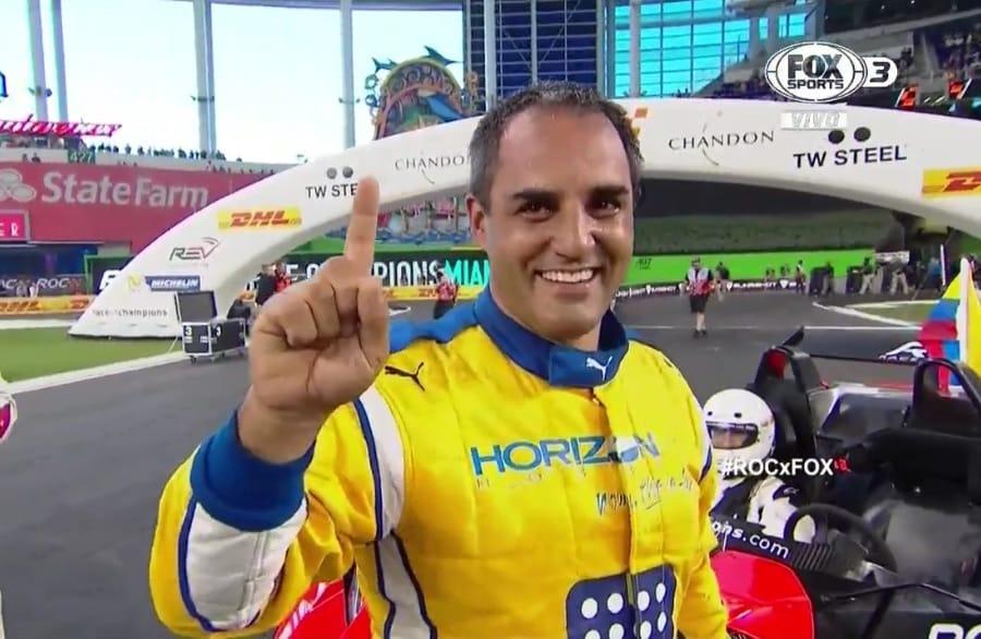 Montoya campeón