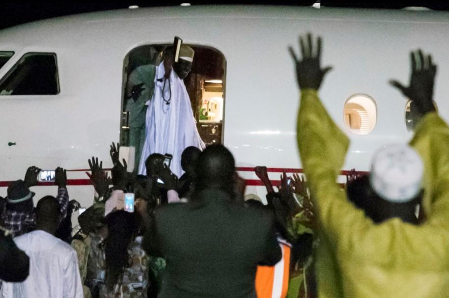 expresidente Gambia