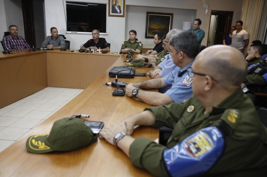 La secretaría de seguridad de Belém presenta las medidas que adeptará para contrarrestar los homicidios en la ciudad