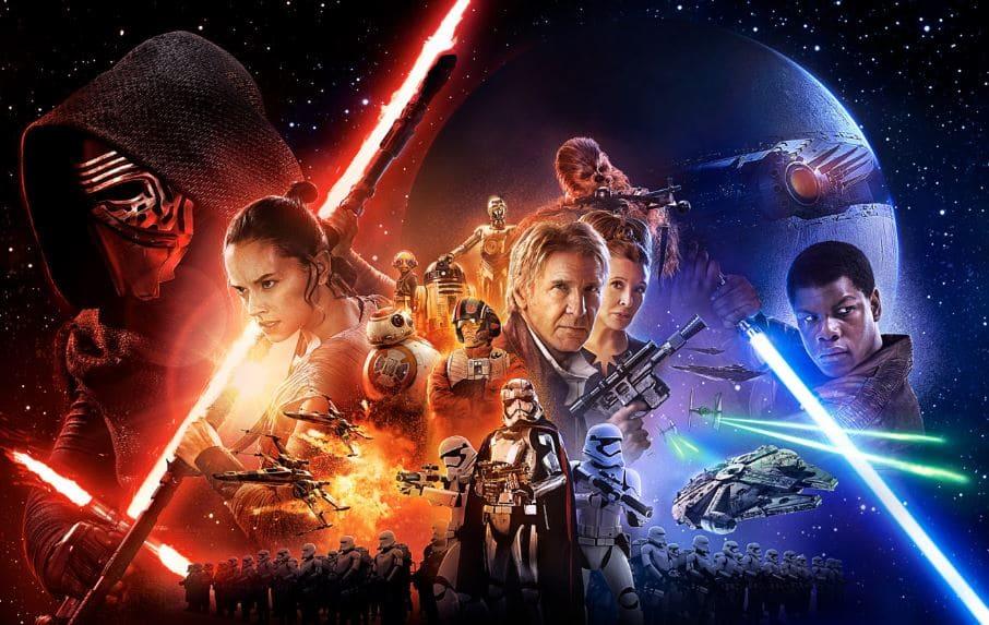 Afiche Star Wars