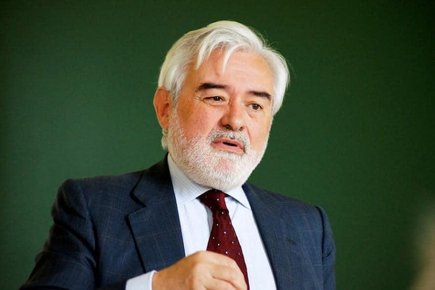 Darío Villanueva, director de la Real Academia de la Lengua Española.
