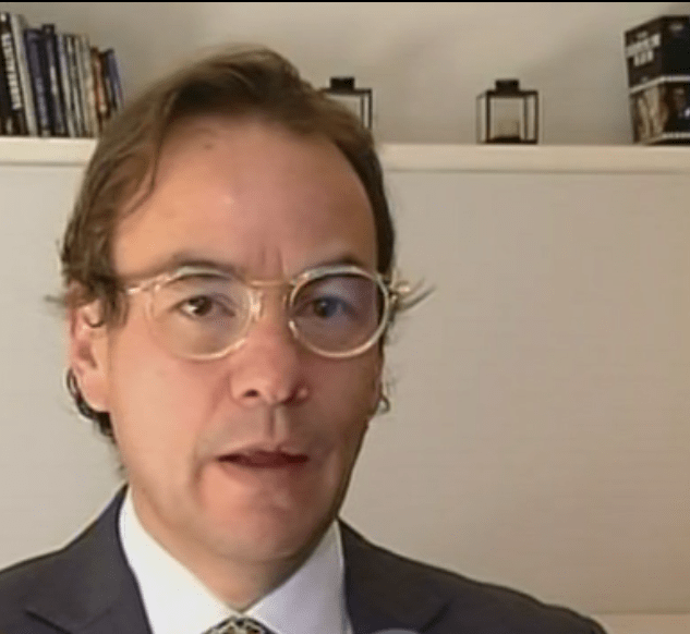Felipe Negret, director de la Corporación Taurina de Bogotá