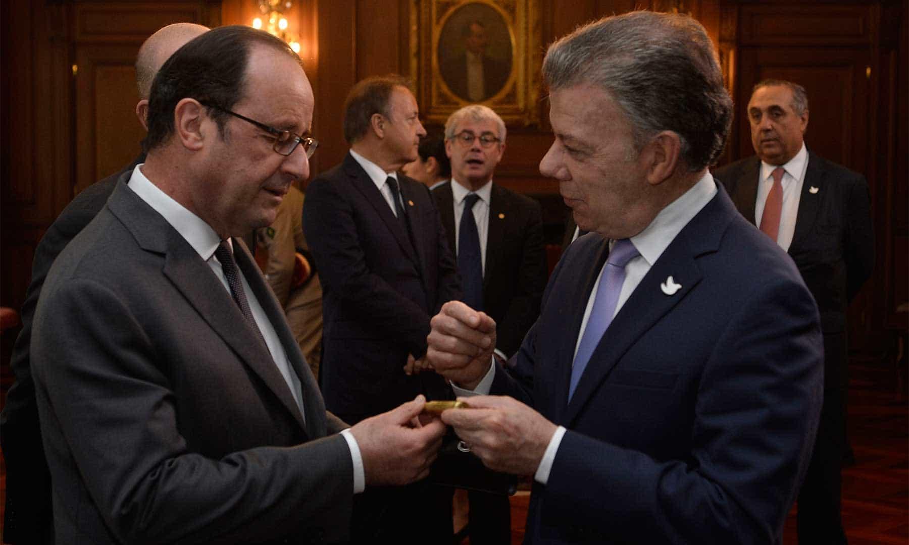 Santos Hollande