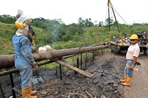 Ataques a oleoducto de Ecopetrol