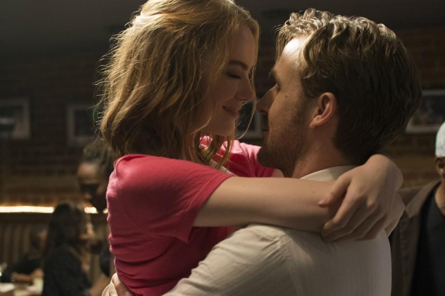 Emma Stone y Ryan Gosling, protagonistas de 'La la land'