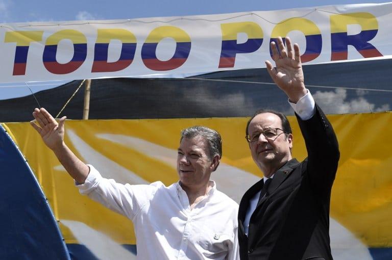 Hollande en Caldono