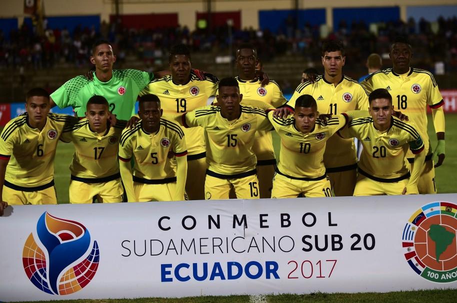 Colombia Sub 20: De La Selección Colombia Sub-20 No Gusta Ni La Pinta