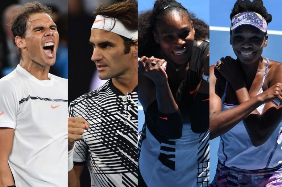 estrellas tenis