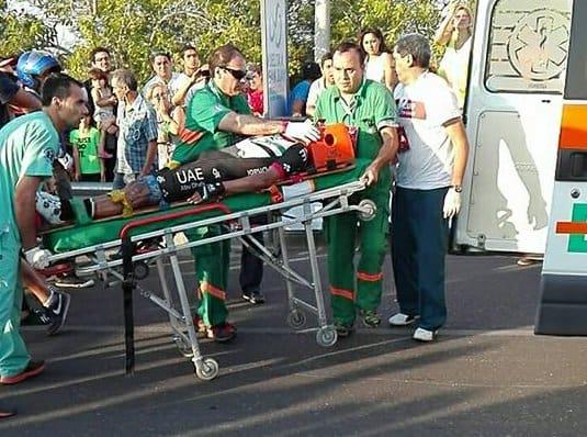 Accidente Atapuma