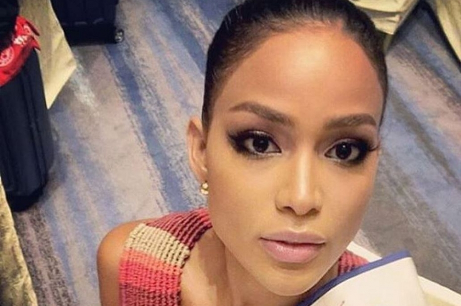Andrea Tovar, señorita Colombia en Miss Universo.