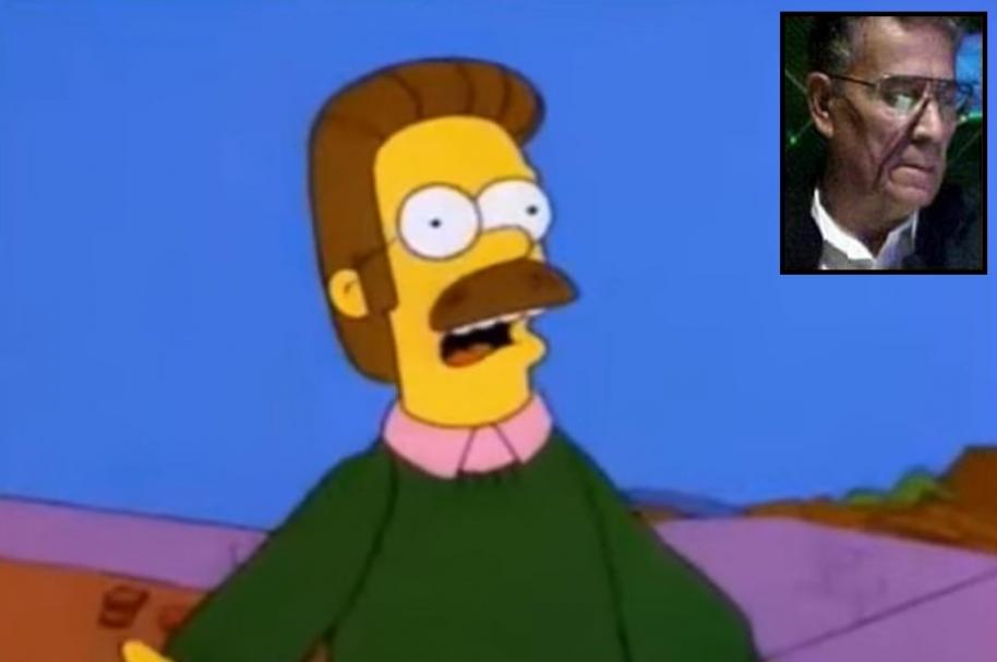 Agustín Sauret, actor de doblaje que hacía versión latina de la voz de Ned Flanders en 'Los Simpsons'