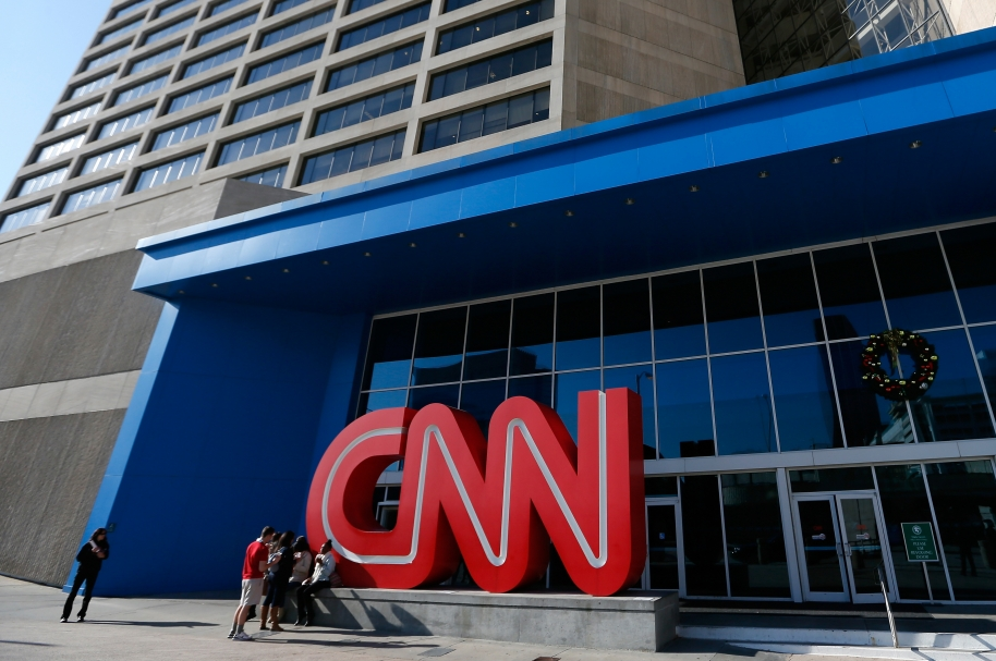 Oficinas centrales de CNN