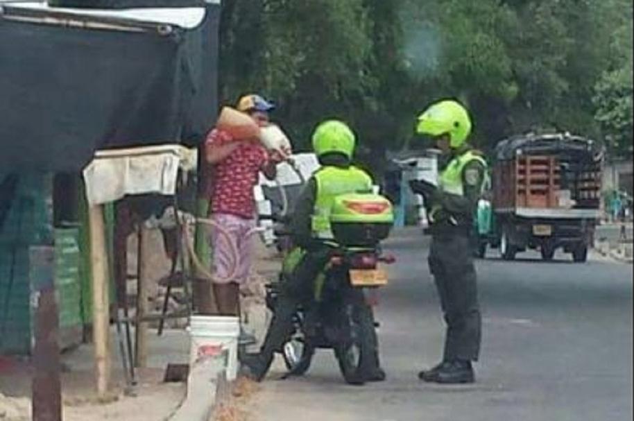 Policías Arauca