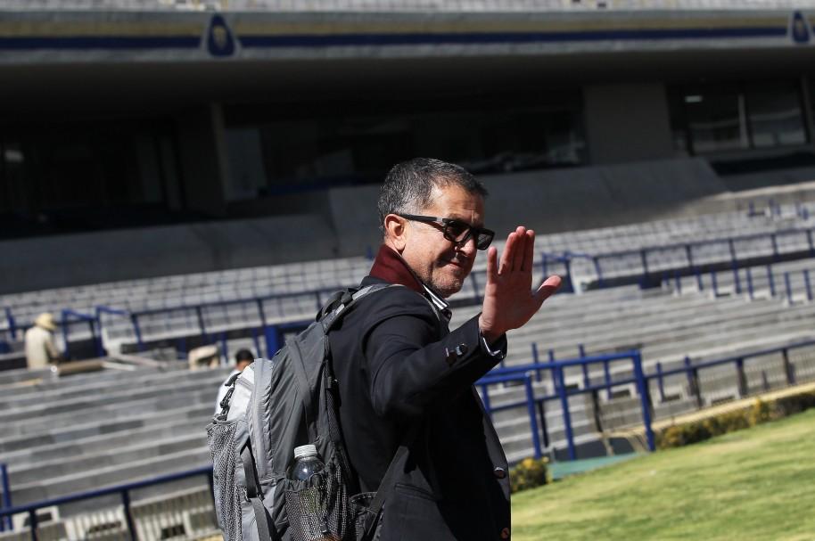 """OSORIO CALIFICA DE """"EXTRAORDINARIO"""" TRABAJO DE MÉXICO EN CATEGORÍAS MENORES"""