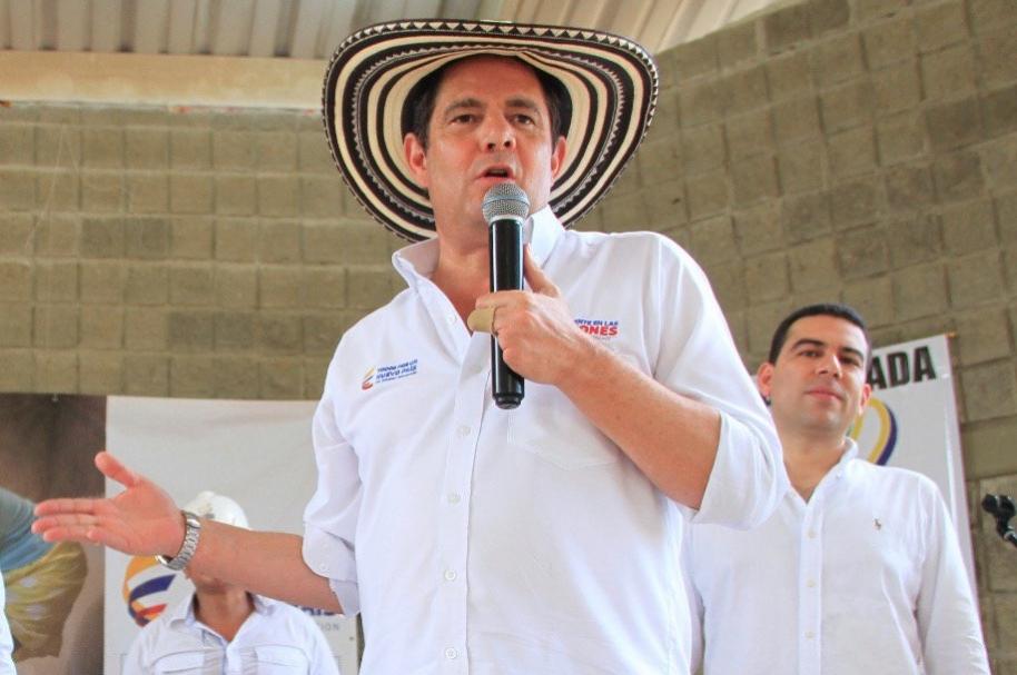Germán Vargas Lleras, vicepresidente