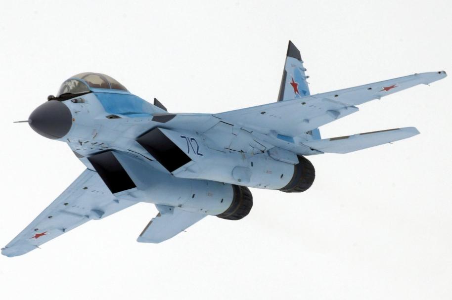 El MiG-35.