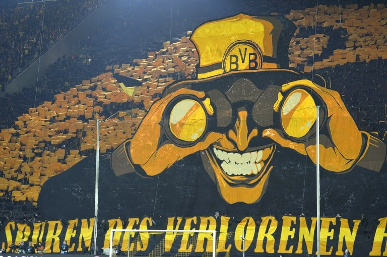 Mosaico Borussia Dortmund