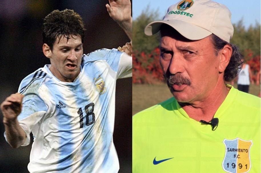 Messi entrenador