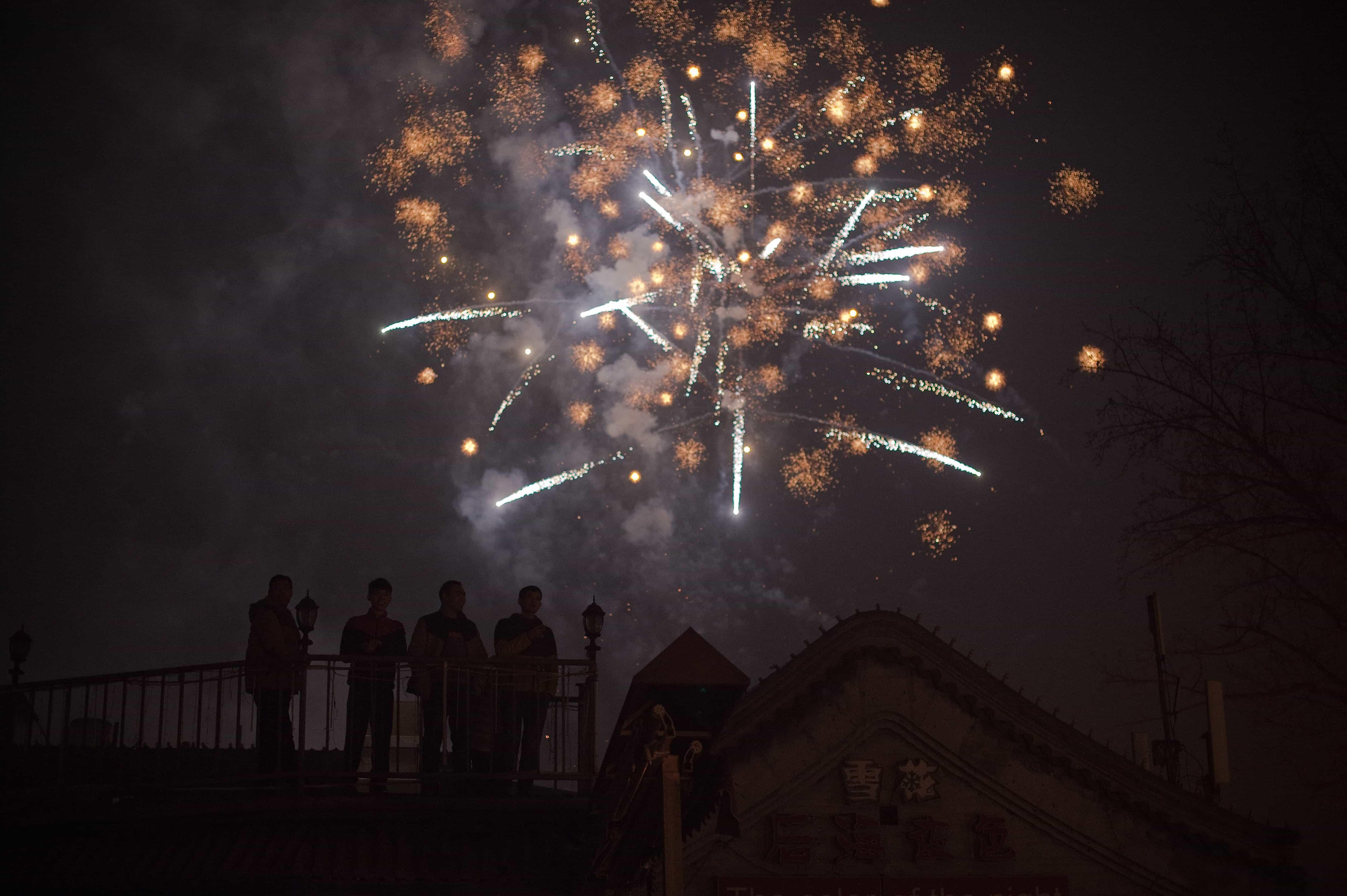 CHINA-LUNAR-NEW-YEAR