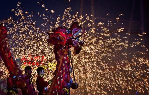 Festival de Primavera en China