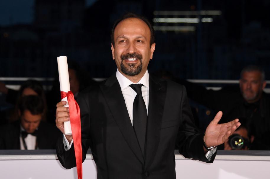 Asghar Farhadi, director iraní.