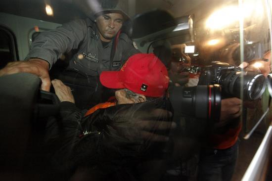 Noriega es excarcelado