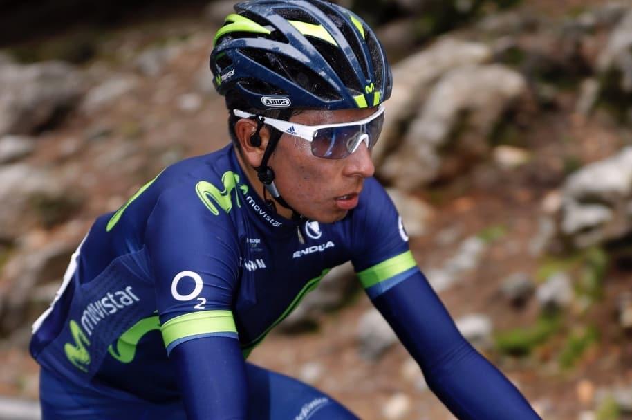 Nairo en la Vuelta a Mallorca