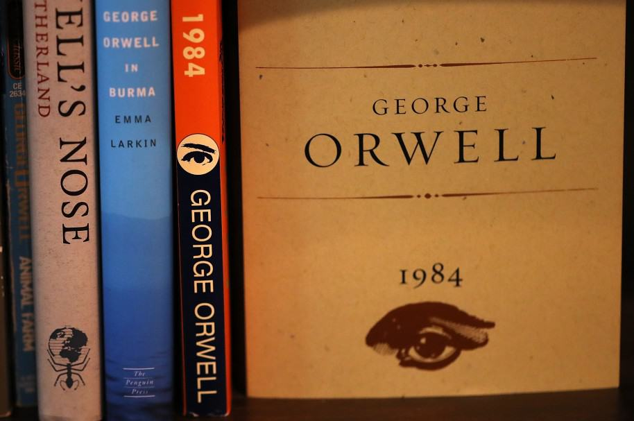 Novela '1984'