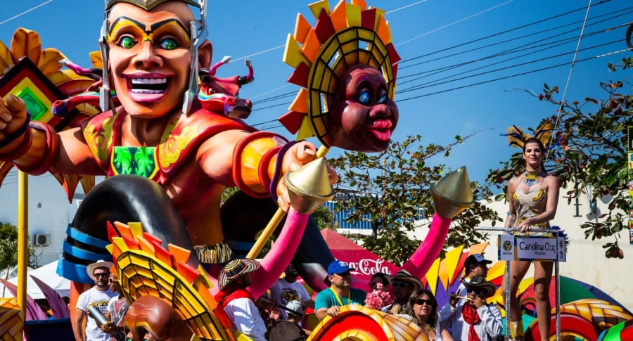 Carnaval De Barranquilla - pulzo.com