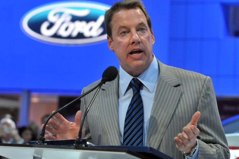 William Clay Ford Jr., director Ejecutivo de Ford Motor Company
