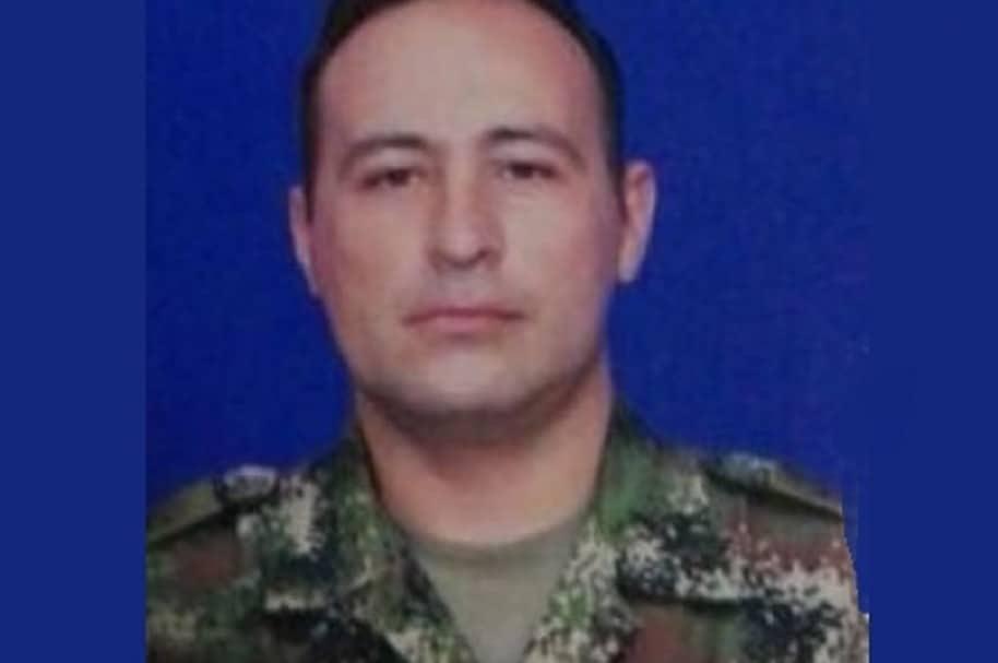 Soldado Freddy Ernesto Moreno Rojas