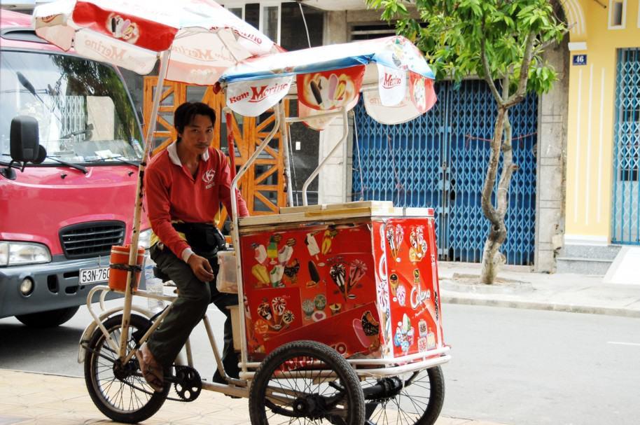 Vendedor de helados. Pulzo.com