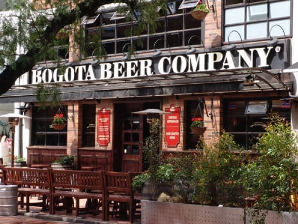Bogotá Beer Company, referencia