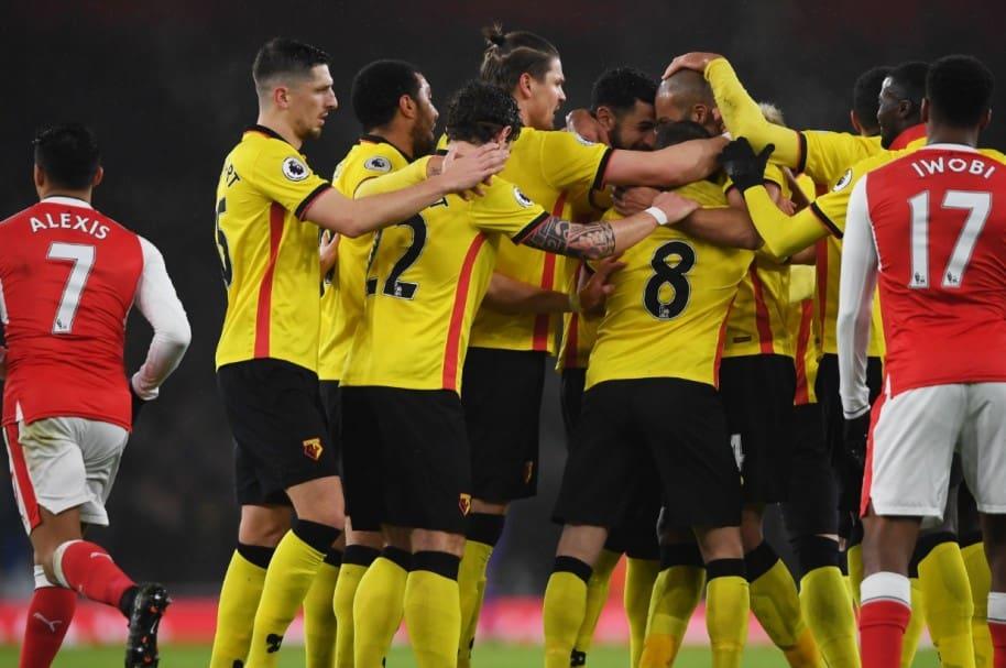Watford vs. Arsenal