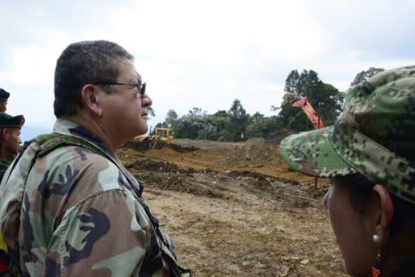 Pablo Catatumbo hacia la concentración