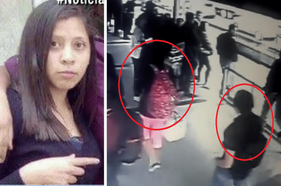 Lucila Edith Contreras desapareció en la estación de Las Flores y caminaba con otra mujer