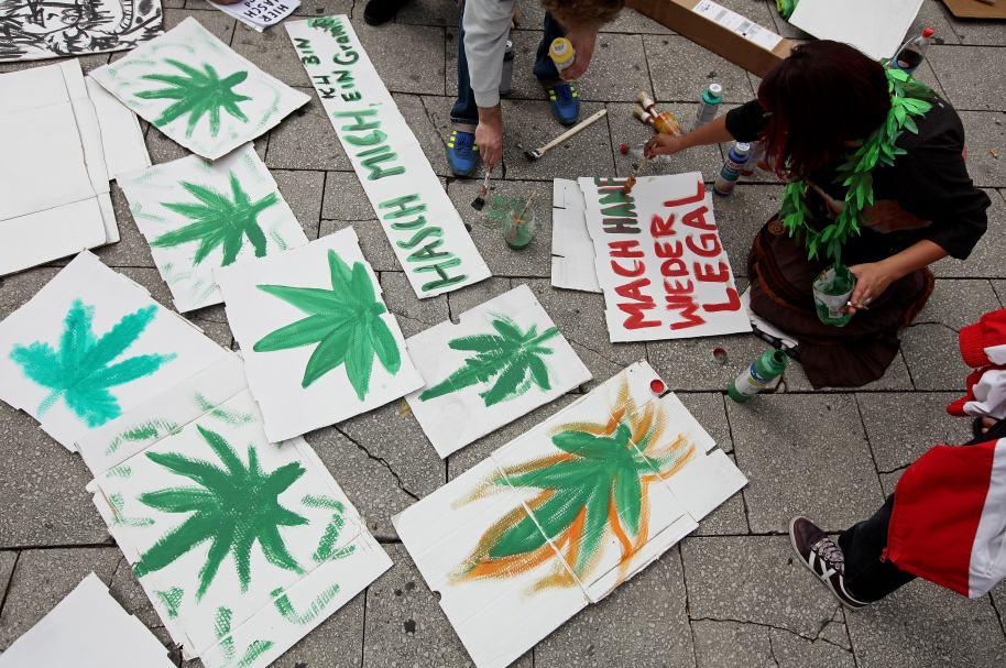 El debate si fin sobre la marihuana
