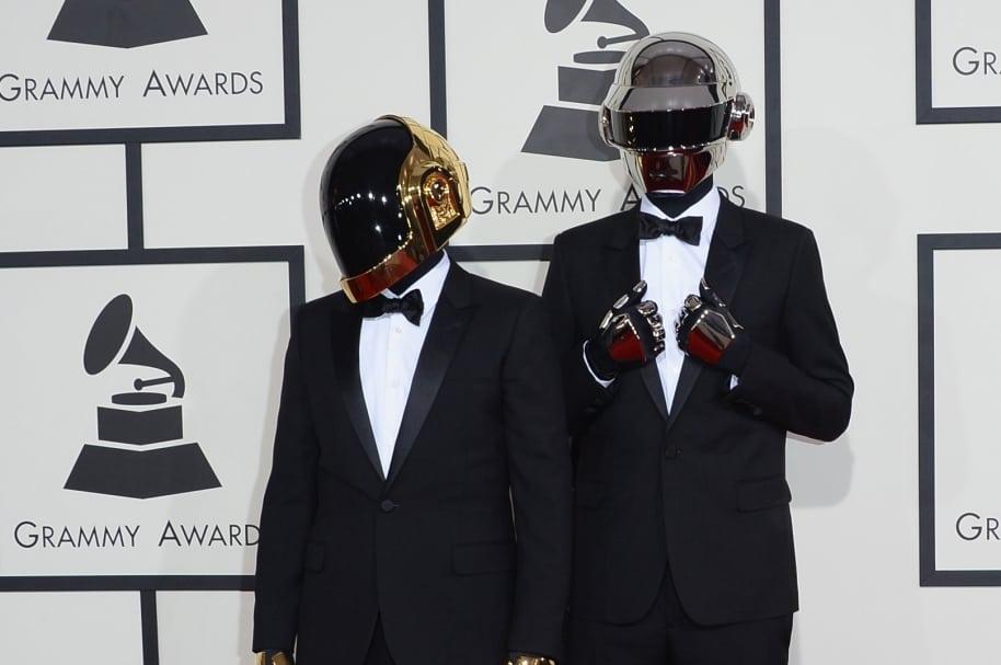 Guy-Manuel de Homem-Christo y Thomas Bangalter de Daft Punk