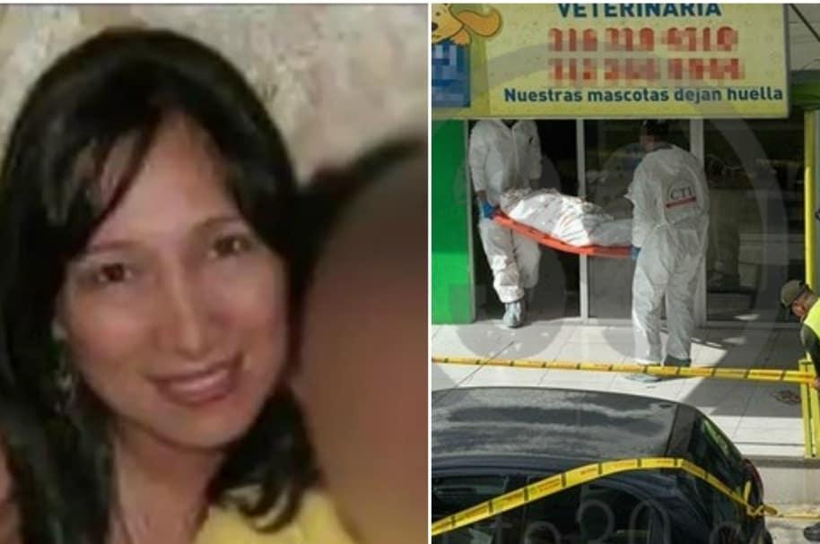 Médica veterinaria asesinada