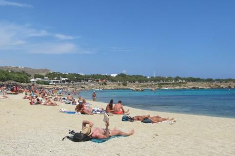 Playa nudista. Pulzo.com