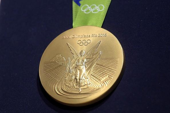 Medalla de oro Juegos Olímpicos Río 2016