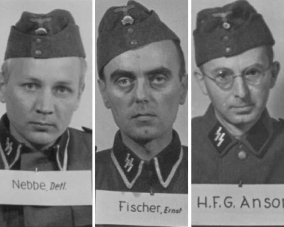 Soldados nazis