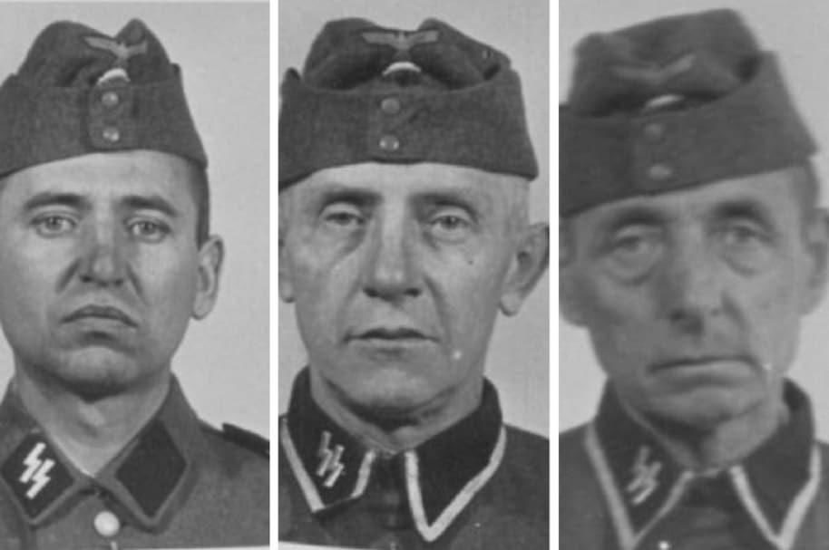 Asesinos nazis