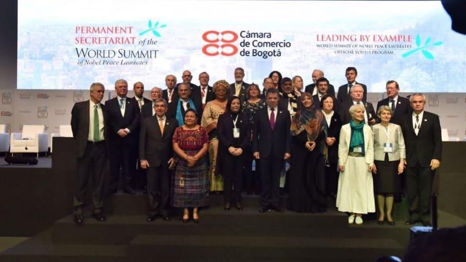 Cumbre Premios Nobel de Paz