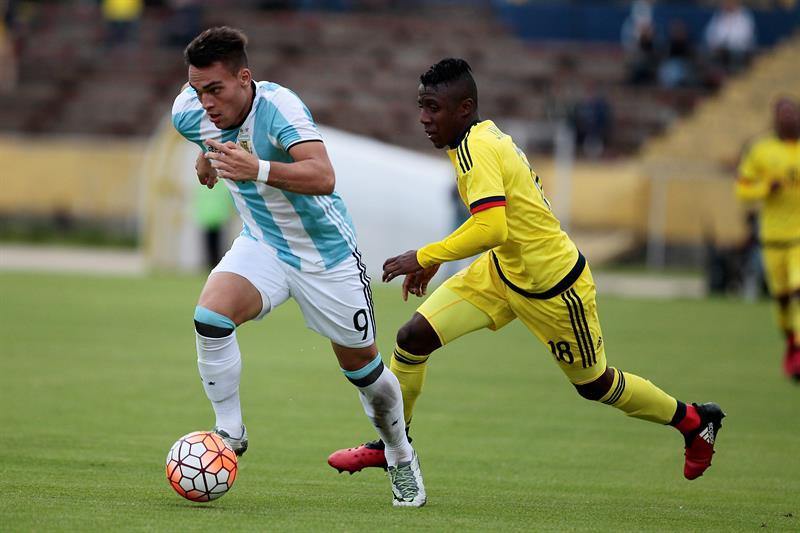 Colombia vs. Argentina