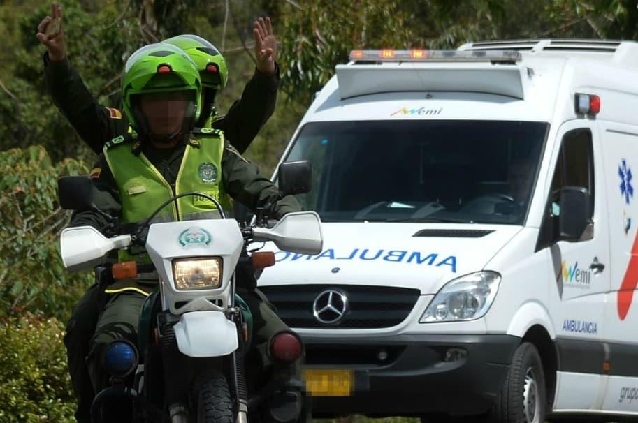 Capturados dos policías