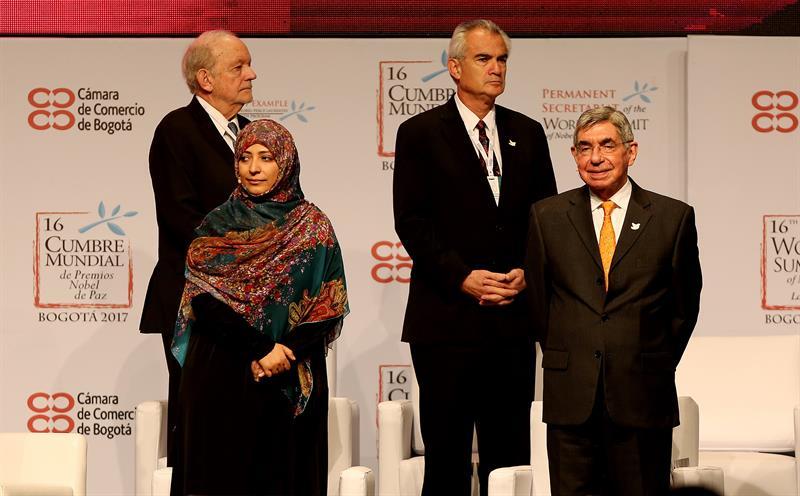 Premios Nobel de paz