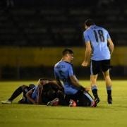 Uruguay celebra la remontada sobre Brasil en el Suramericano Sub-20